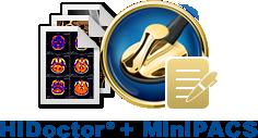HiDoctor<sup>&reg;</sup> + MiniPACS